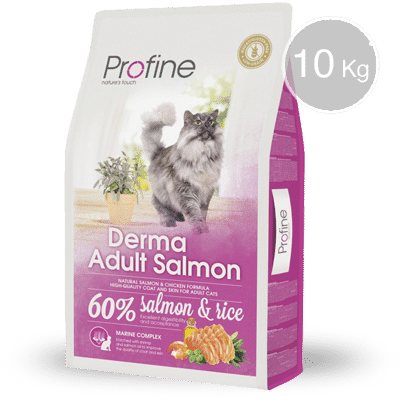 Profine-Cat-Derma-10-kg