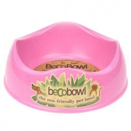 comedero beco bowl rosa