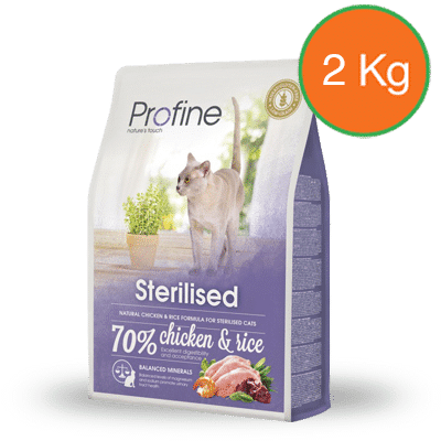 profine-cat-sterilised-2-kg